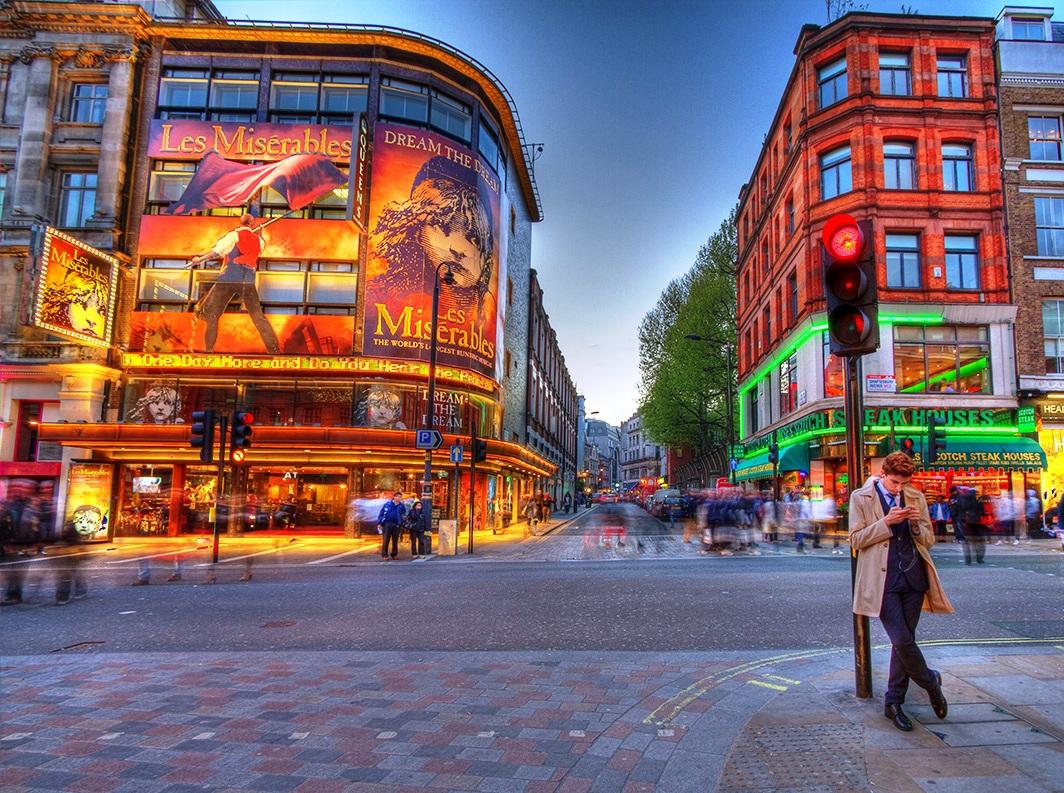 West End, Londres